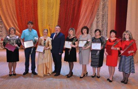 Алексеевцы отметили День работника культуры